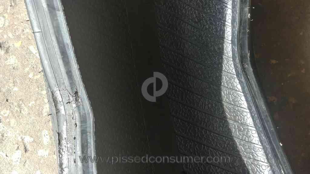 Simpletire Defective Tire Dec 14 2017 Pissed Consumer
