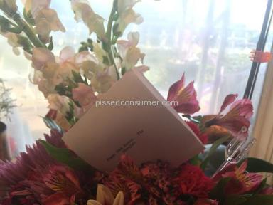 From You Flowers Blushing Beauty Arrangement review 127719