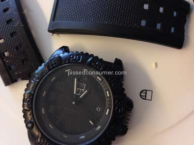 Luminox Mens Black Ops Watch Review from Menlo Park, California