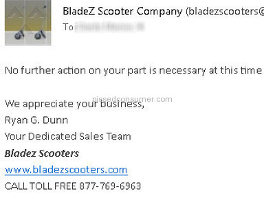 Bladez Scooters Equipment review 13829
