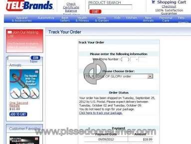 Telebrands E-commerce review 8397