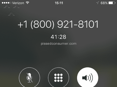 Frontier Communications Customer Care review 153832