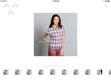 Lazada Philippines Freego Blouse review 169130