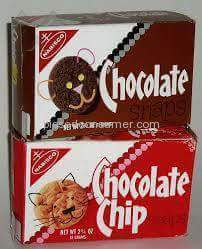Nabisco Chocolate Chip Cookies