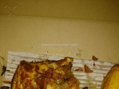Dominos Pizza - Disappointed customer