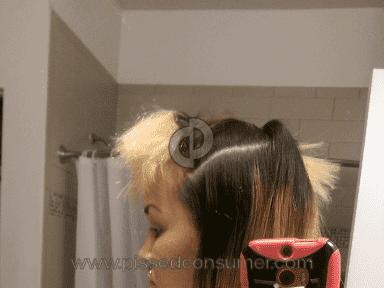 Regis Salons Ombre Hair Coloring review 169846