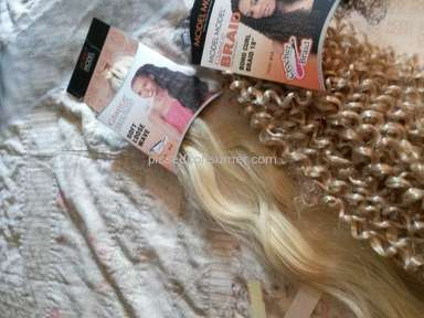 Ebonyline Hair Extensions Review from Mountain View, California