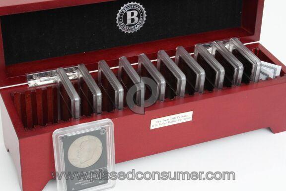 The Bradford Exchange Coin