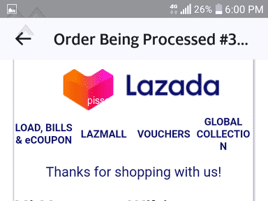 Lazada Philippines Auctions and Marketplaces review 853250