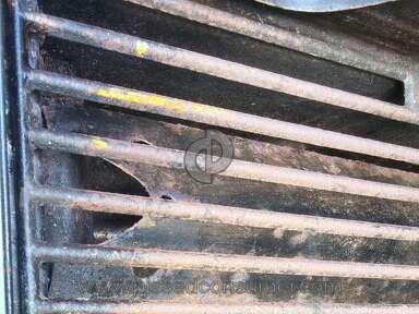 Brinkmann - Rust grill