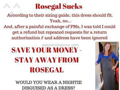 Rosegal Footwear and Clothing review 91125