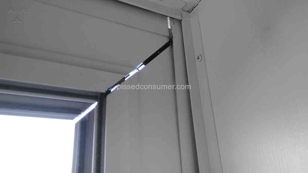 ProVia - Unhinged storm door & 13 ProVia Reviews and Complaints @ Pissed Consumer