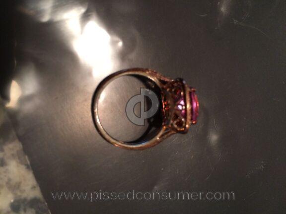 Zales Ring Repair