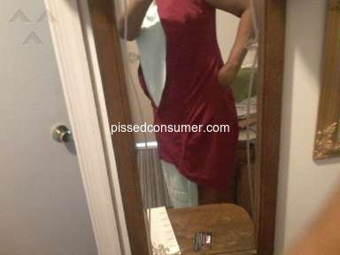 Fashionmia Dress review 400302