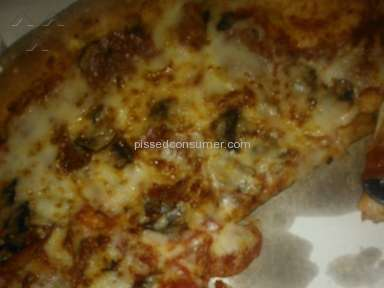 Papa Johns Pizza Pizza review 13439