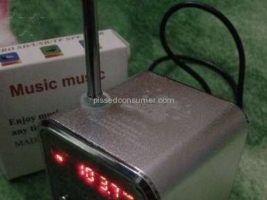 Lazada Malaysia Speaker review 128149