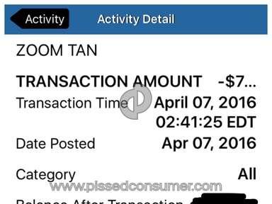Zoom Tan Membership review 125471