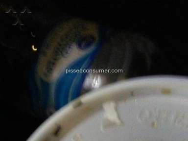 Mcdonalds - Mold in soft drink