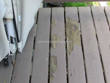 Behr Deckover Deck Paint review 134363