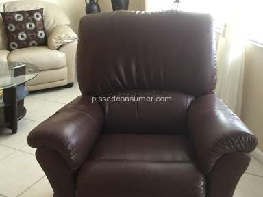 Lazboy Recliner review 122713