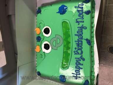 Walmart Bakery Department review 487831