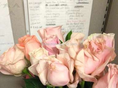 Avasflowers Bouquet review 35379