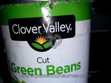 Clover Valley Cut Green Beans Beans review 187790