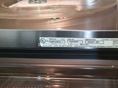 KitchenAid Dishwasher review 524421