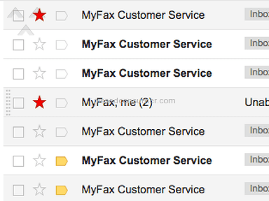 MYFAX is a terrible company