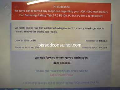 Snapdeal E-commerce review 304400