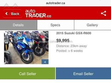 Suzuki Of Newmarket Boats and Bikes review 110429