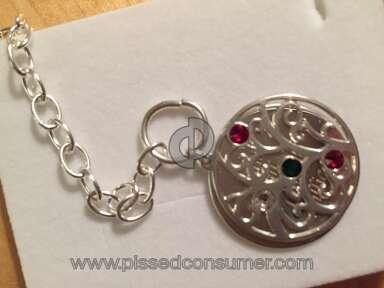 Mynamenecklace Bracelet review 54025