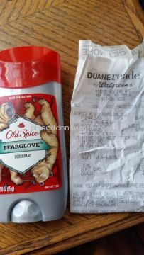 Old Spice Bearglove Deodorant