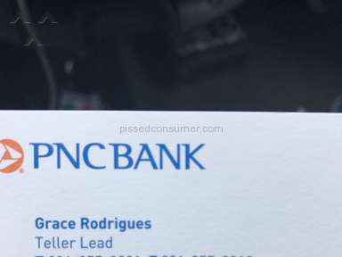 Pnc Bank - Cant make deposit