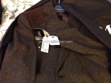Mens Wearhouse - Mens Warehouse Suit Review from North Miami Beach, Florida