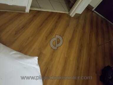 Motel 6 - Refund of room due guest being locked in bathroom