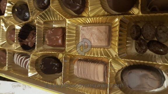 Whitmans Sampler Candy