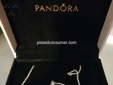 Pandora Jewelry - *** service that ended happy