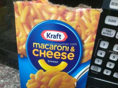 Kraft Macaroni And Cheese Dinner Pasta review 243208