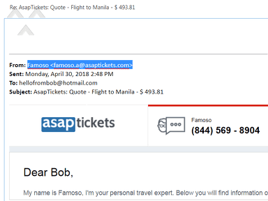 Asap Tickets - Rude, nasty sales person... I've asked 20 time to stop calling me and they won't .