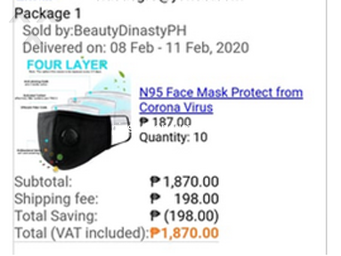 Lazada Philippines Auctions and Marketplaces review 516383
