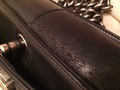 Chanel Bag leather Quality