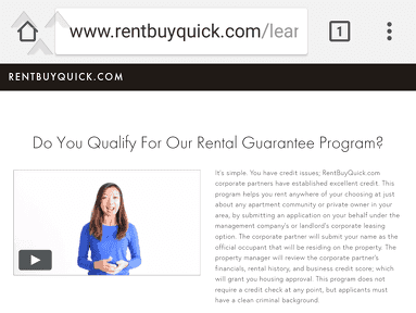 RentBuyQuick.com Steals Your Money!
