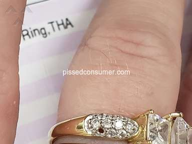 Palm Beach Jewelry - Only 30 day return available-after 90 days, a stone has fallen out-customer service refused to refund