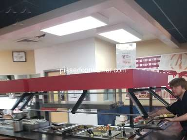 KFC Sanitary Conditions review 287846