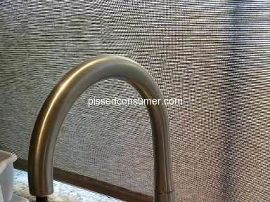 Glacier Bay - Kitchen faucet hose