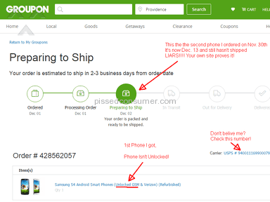 Groupon - Stick to Coupon Selling, Idiots!
