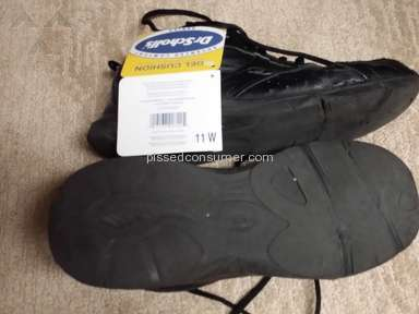 Dr Scholls Footwear and Clothing review 90387
