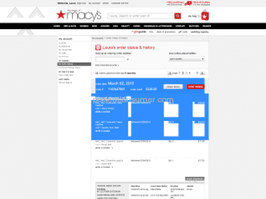 Macys - Macy's is MEAN and UnFAIR!