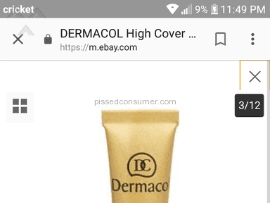 Gear Just For You Dermacol Concealer review 240744